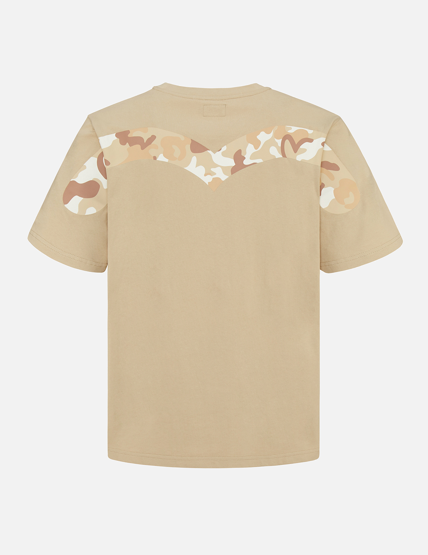 Camouflage Daicock Print T-Shirt