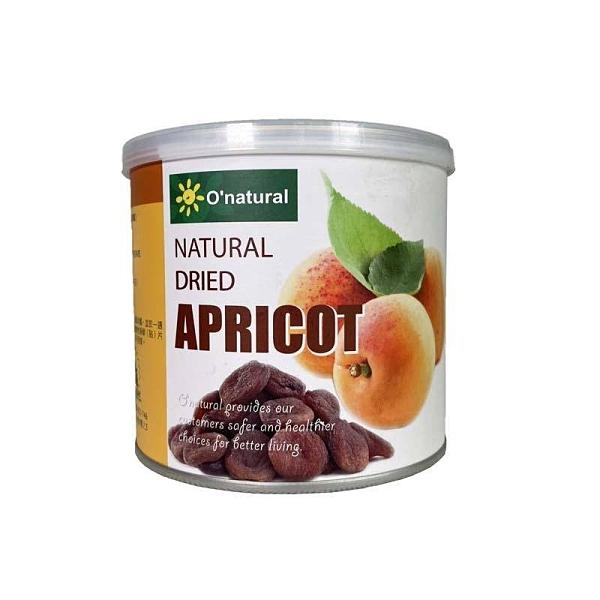 歐納丘~純天然土耳其杏桃乾250公克/罐