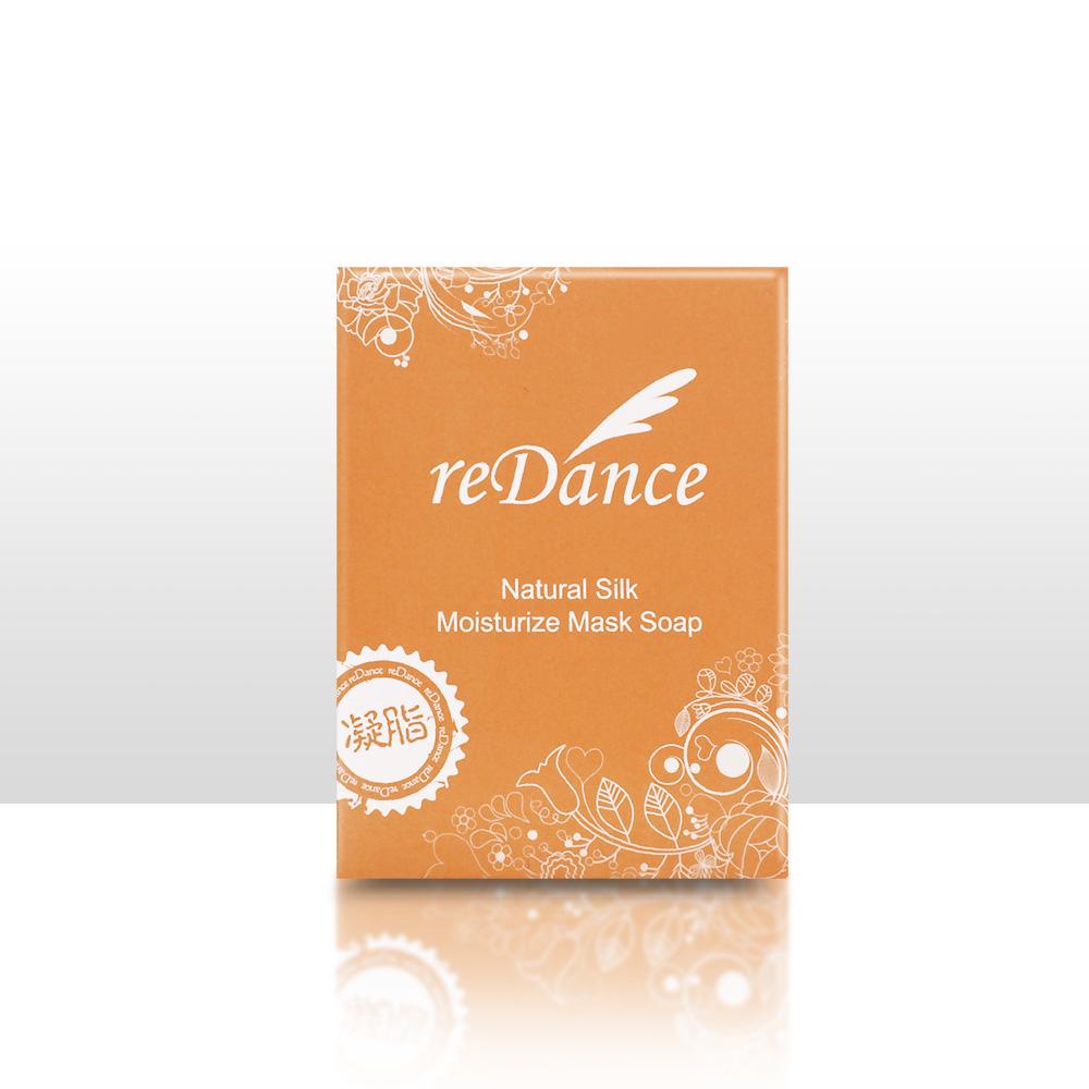 【reDance 瑞丹絲】蠶絲保濕面膜皂x1
