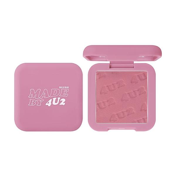 4U2復古小甜磚腮紅(霧面)M55