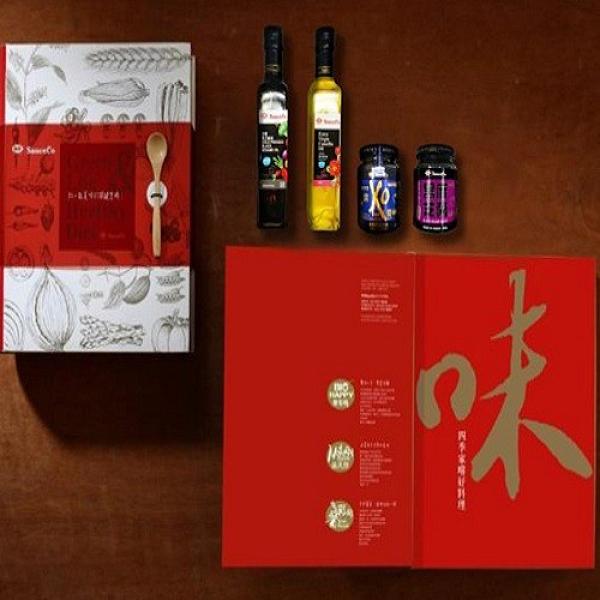 味榮 美味寶典禮盒 (素)