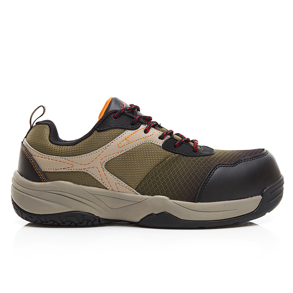 優纖淨 高硬度塑鋼頭 運動鞋(男225614061)