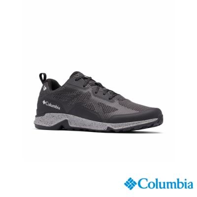 Columbia 哥倫比亞 男款- Outdry 防水健走鞋-黑色 UBM00770BK