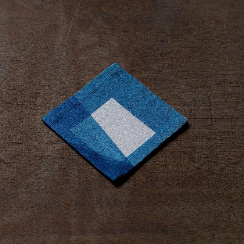 The Square 系列-杯墊(一入) 限量染製品
