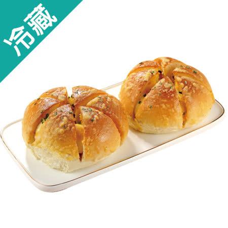 【超人氣】韓式香蒜乳酪3個/組