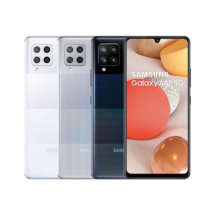 Samsung Galaxy A42 8G/128G 6.6 吋雙卡八核四鏡頭5G智慧手機↗加碼好禮雙重送