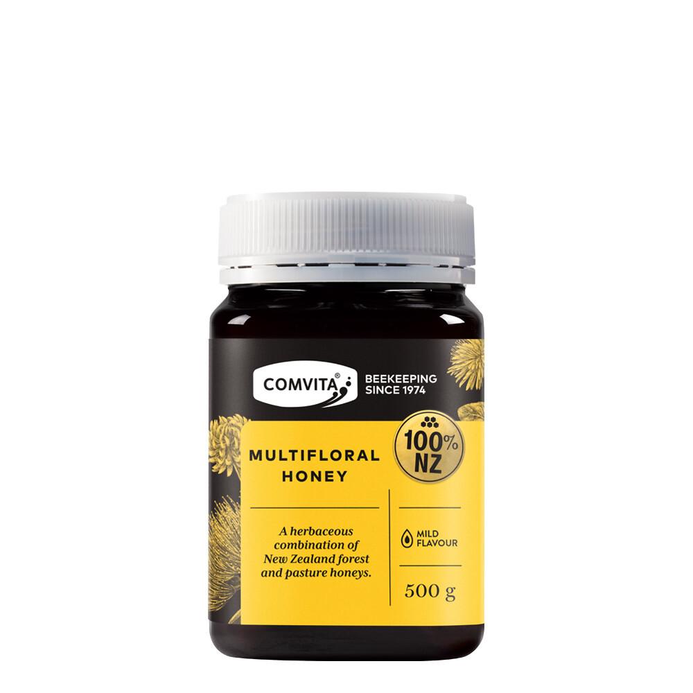 麥蘆卡百花蜂蜜 500g