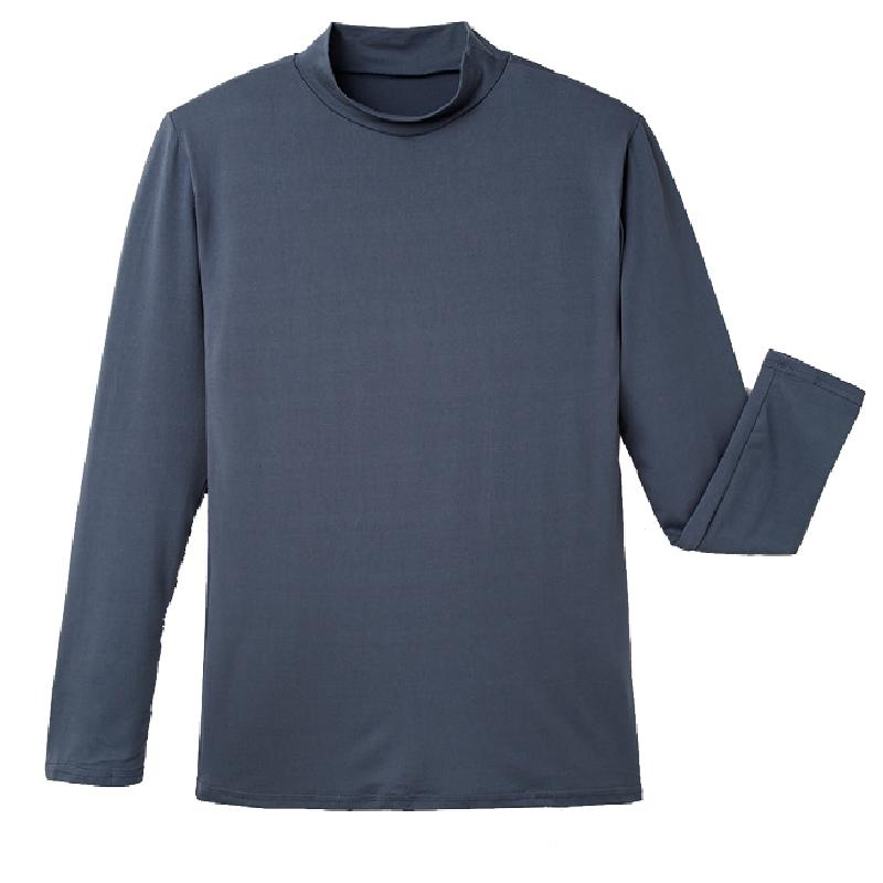 賓漢雙面磨毛蓄熱半高領衫(顏色隨機出貨)