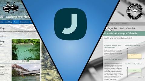 Jimdo Creator - Erstelle deine eigene Website