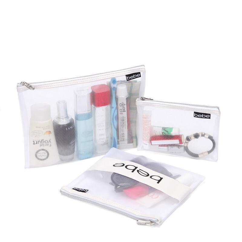 三件套裝 滿足各種需求 美品bebe 旅行收納系列 化妝包 衣服收納袋 盥洗包 3c收納包bbh20