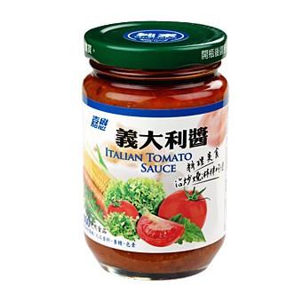 嘉懋 義大利醬 280g/罐 (純素)
