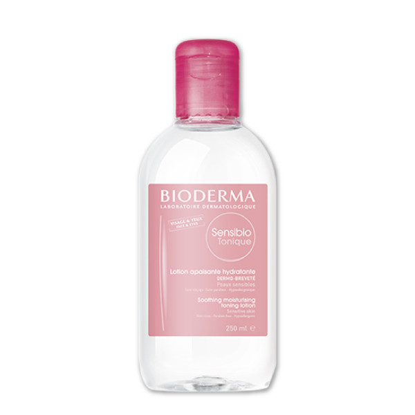 bioderma 貝膚黛瑪 舒敏保濕化妝水-250ml 專品藥局