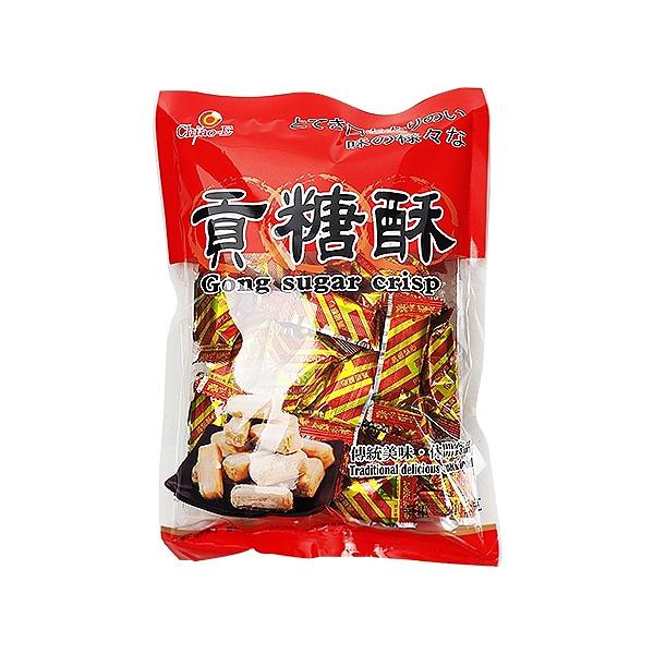 Chiao-E 巧益 貢糖酥(240g)【小三美日】