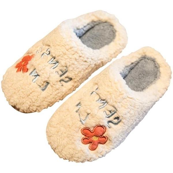 棉拖鞋 女冬家居室內居家用防滑情侶月子拖鞋男冬季 阿宅便利店