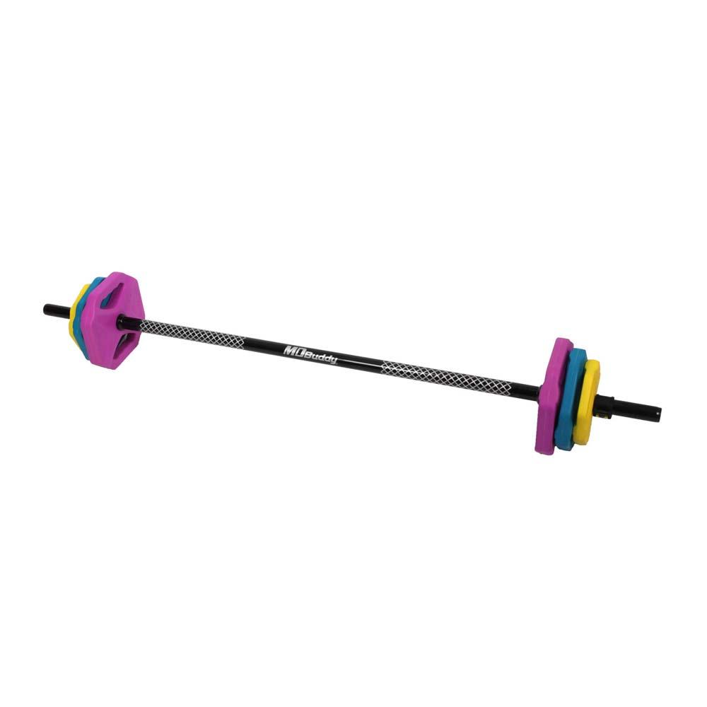 MDBuddy 新組合式居家訓練槓鈴組-重量訓練 舉重 訓練 硬舉 健身 依賣場 F
