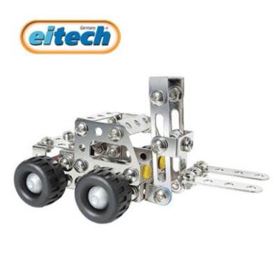 【德國eitech】益智鋼鐵玩具-迷你堆高機(C51)