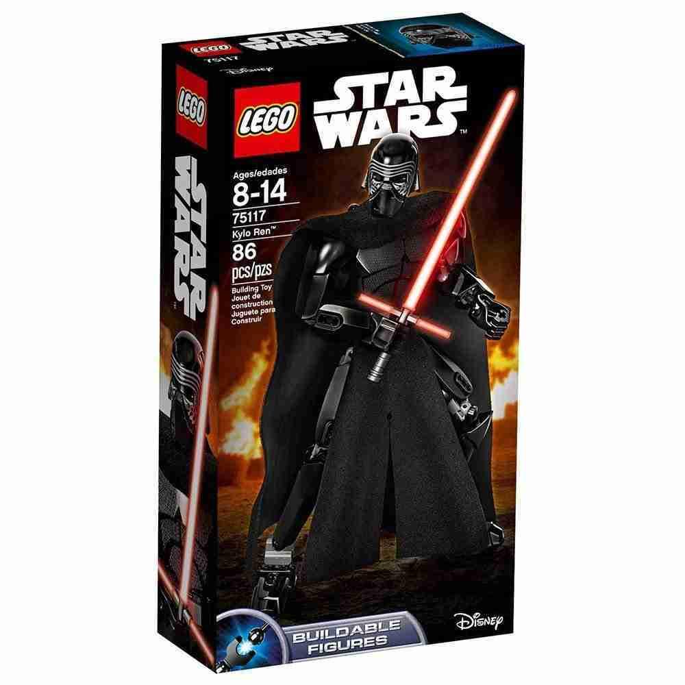 LEGO 樂高 Star Wars 星際大戰系列 Kylo Ren 凱羅忍 75117