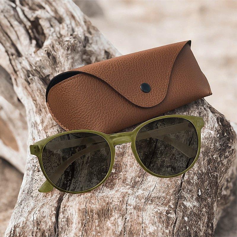 Olive 橄欖綠 / 抗UV Outdoor輕便型墨鏡