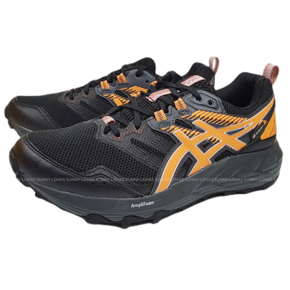 (c1)asics 亞瑟士 女鞋 gel-sonoma6 g-tx 越野鞋 1012a921-001