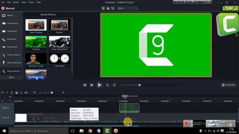 Complete Camtasia 9 Masterclass From Beginner To Pro Creator