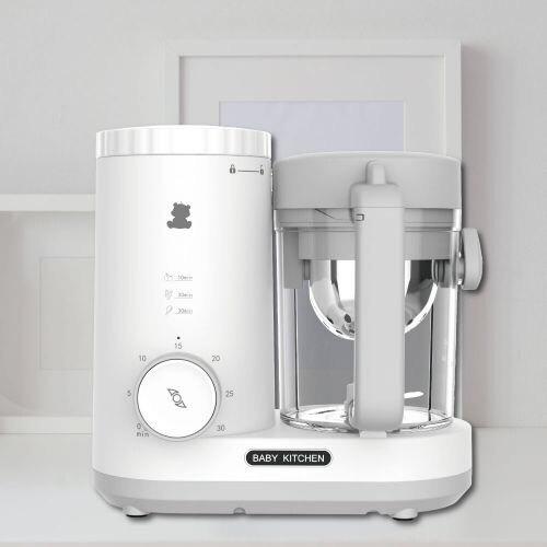 韓國【Snow Bear】智慧營養食物調理機