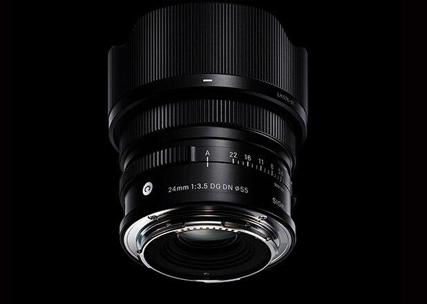 Sigma 24mm F3.5 DG DN Contemporary 鏡頭 防塵 防水滴 Sony E Leica L