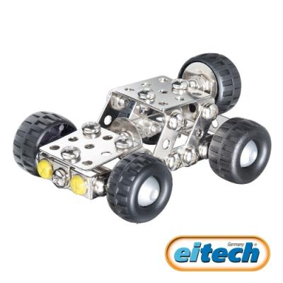 【德國eitech】益智鋼鐵玩具-迷你吉普車(C57)