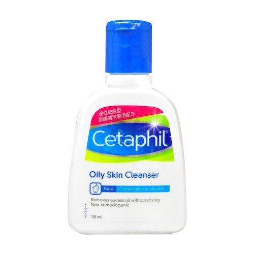 Cetaphil 舒特膚 油性肌膚專用溫和潔膚乳 125ml/瓶