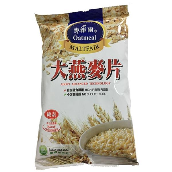 麥維爾大燕麥片400G【愛買】