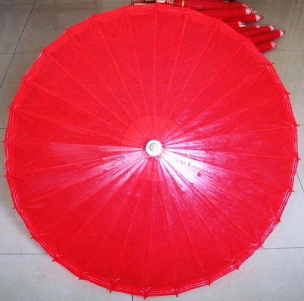 油紙傘防雨防曬實用