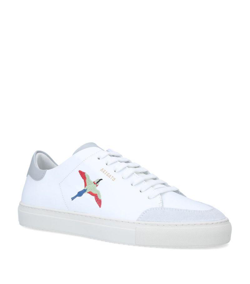 Axel Arigato Clean 90 Triple Bird Sneakers