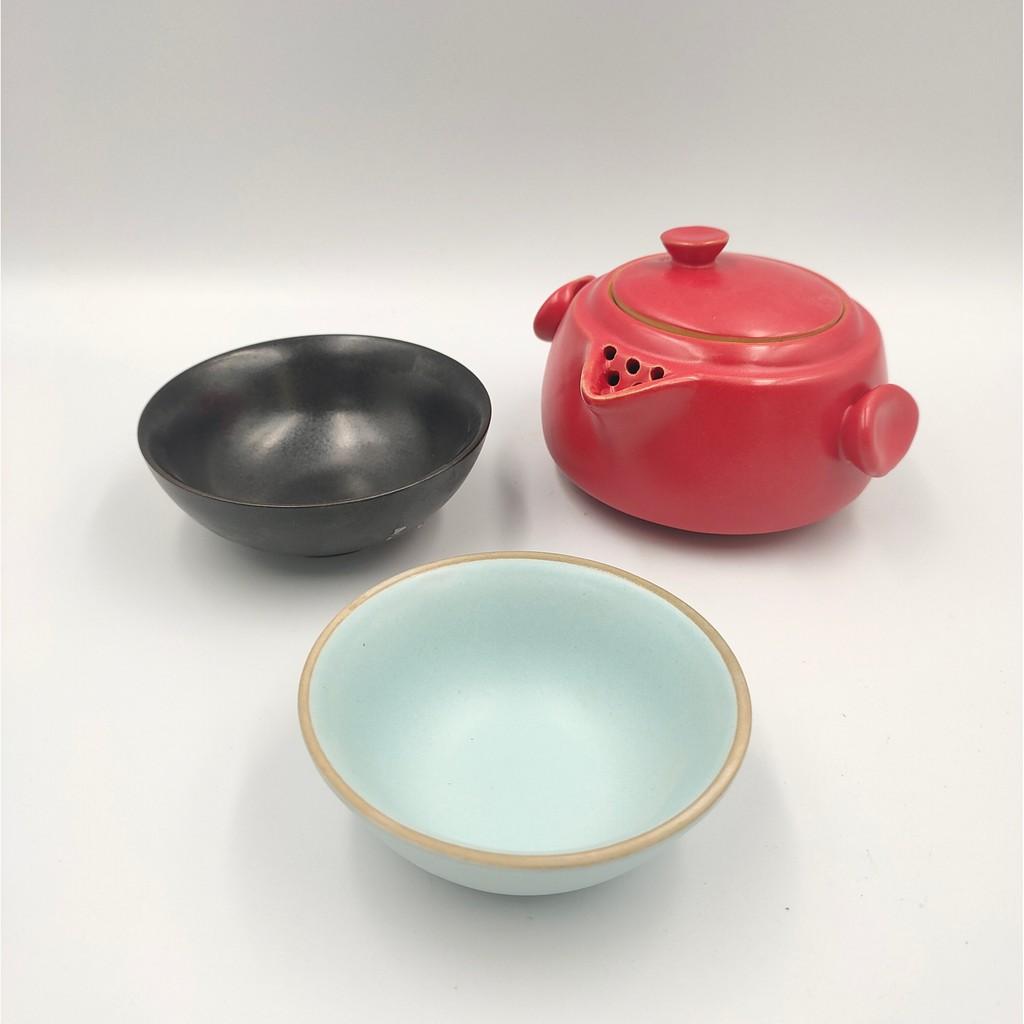 【藝品】小茶壺/茶杯《泡泡生活》茶杯 茶壺 擺件 小物