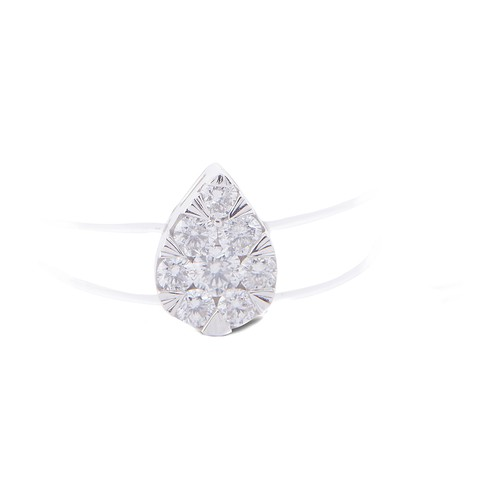 Ring Imagine pear diamond