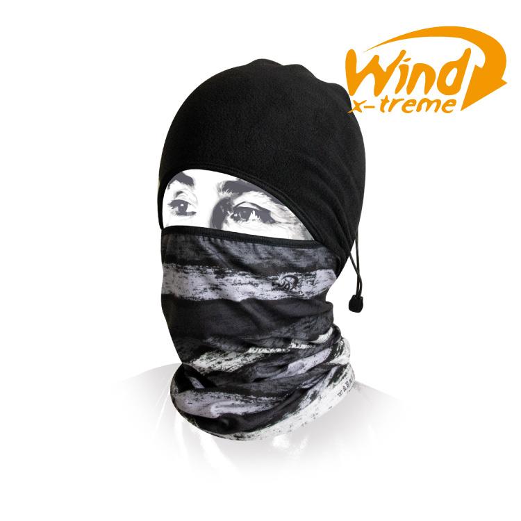 Wind x-treme 全罩式保暖頸頭套 ARTIC Wind 12328  BOIRA