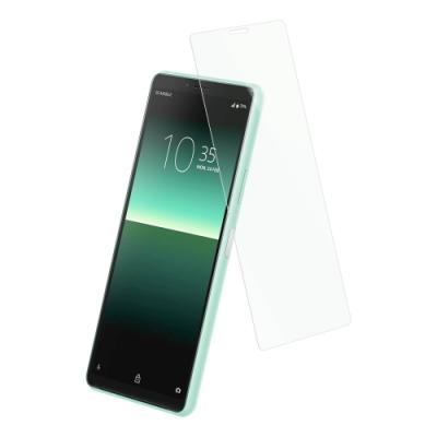 Sony Xperia 10 II 非滿版 透明 9H鋼化玻璃 防刮 手機 保護貼 (SONY10II保護貼 SONY10II鋼化膜 )