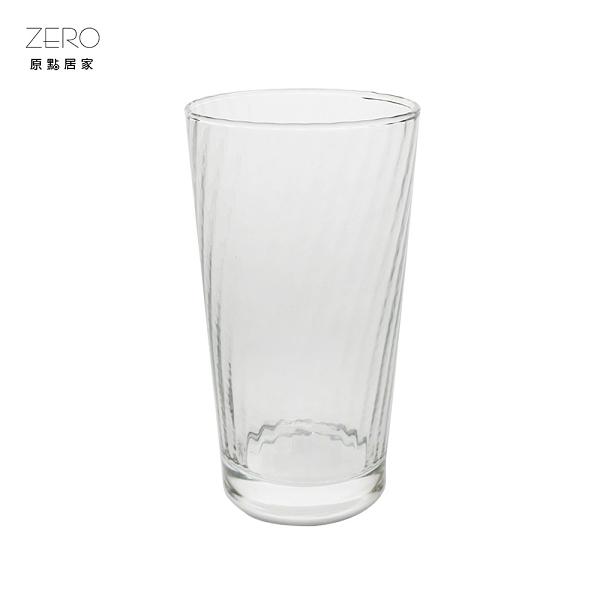 SYG 台灣製造玻璃杯 水波紋水杯 啤酒杯 (350cc) 水杯 飲料杯