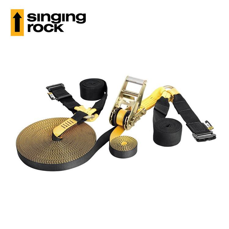 Singing Rock 織帶拉緊器 C0064BY15 Slackline / 城市綠洲(捷克品牌.攀岩.訓練.扁帶)