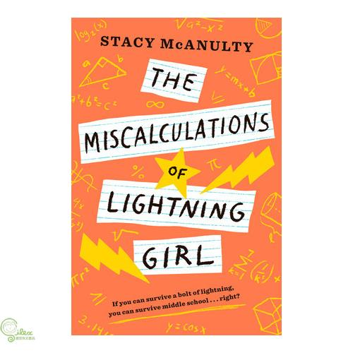 The Miscalculations of Lightning Girl【禮筑外文書店】[79折]