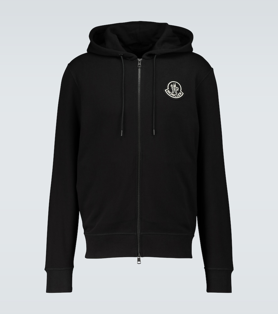 2 MONCLER 1952 zipped sweatshirt