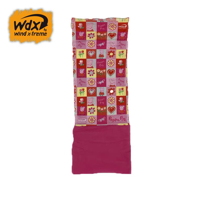 Wind x-treme 兒童粉紅豬多功能保暖頭巾 POLAR Wind 2755 / 城市綠洲(抗菌、透氣、圍領巾、西班牙)