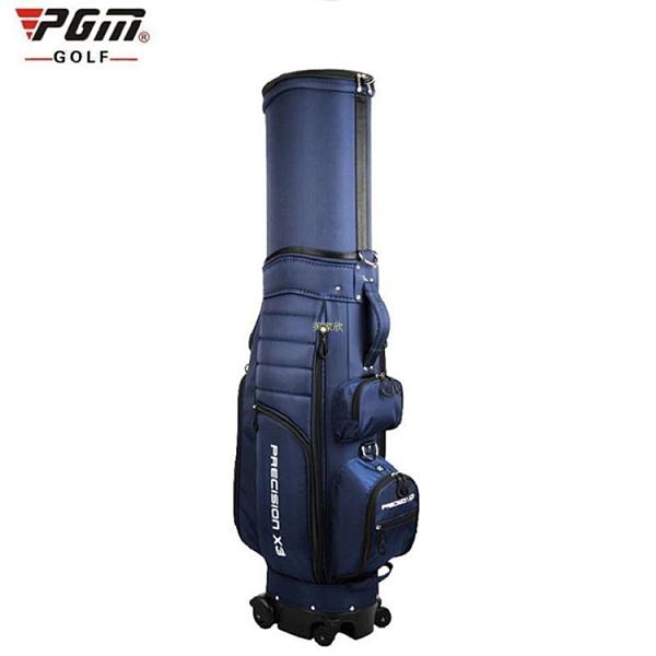 高爾夫球包航空托運袋多功能大容量旅行球桿袋男士伸縮球桿包 快速出貨