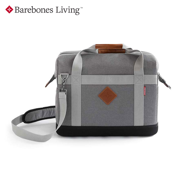 Barebones 野餐保冷側背包Explorer CLR-701 / 城市綠洲(食物保鮮、露營踏青、簡易攜帶)01000462
