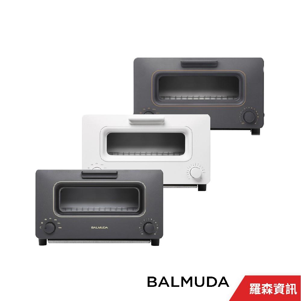 BALMUDA The Toaster K01J 百慕達 蒸氣烤麵包機 吐司神器 烤箱 白色 黑色 灰色 分期