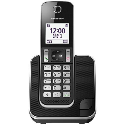 國際中文顯示數位電話KX-TGD310TW公【愛買】