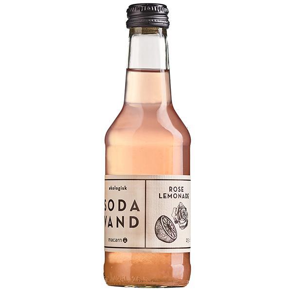 低熱量*綿密氣泡口感*【MACARN】 馬卡恩丹麥天然有機氣泡飲 六瓶入 (二種風味)