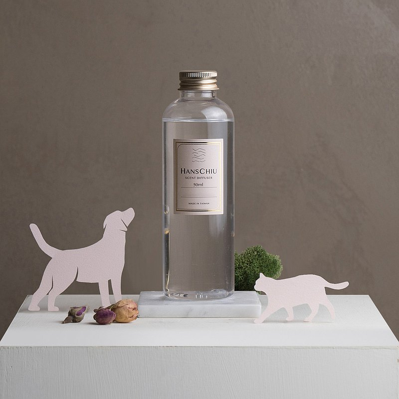【貓奴必備】寵物友善/ 居家擴香補充瓶180ml