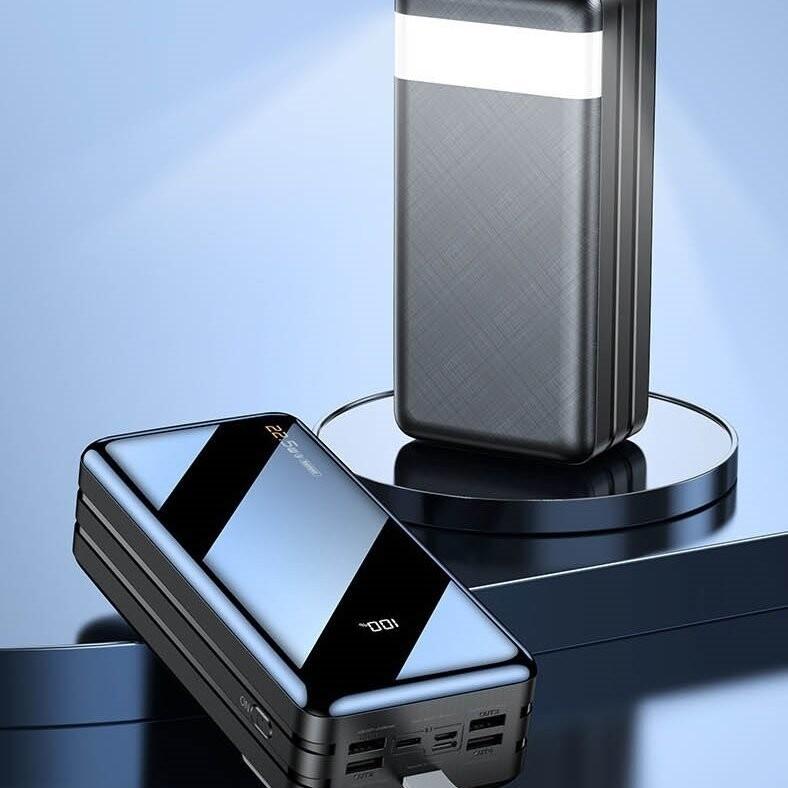 remax 60000mah 超大容量22.5w超級快充移動電源正品pd18w 閃充手機通用款