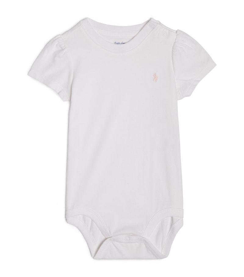 Ralph Lauren Kids Cotton Bodysuit (3-12 Months)