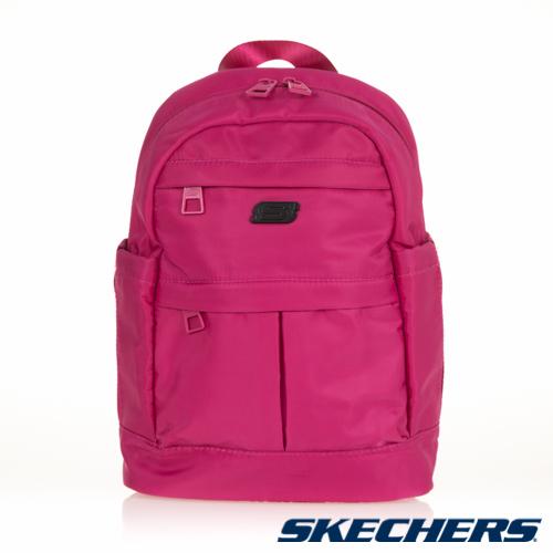 SKECHERS 小後背包_桃紅色 - S80859
