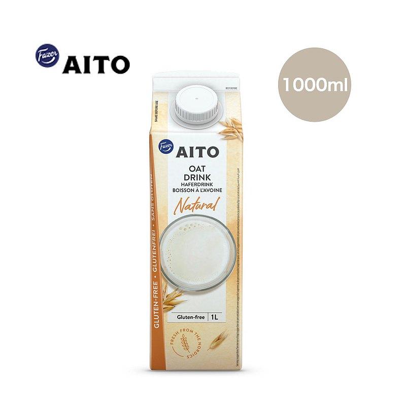 芬蘭 AITO 原味燕麥奶 | 1000ml
